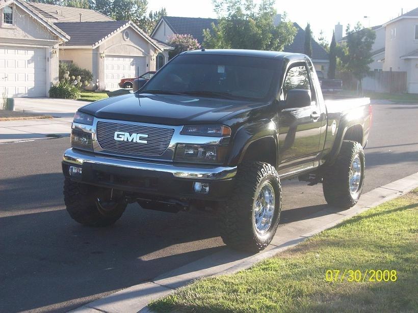 Lifted Gmc Canyon >> check this out guyS! - Chevrolet Colorado & GMC Canyon Forum