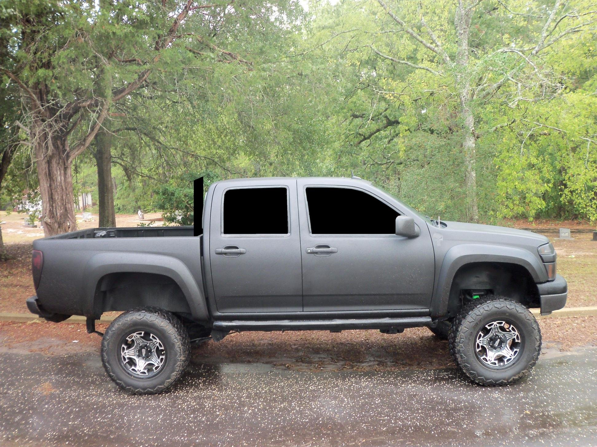 Jacked Up Trucks for Sale