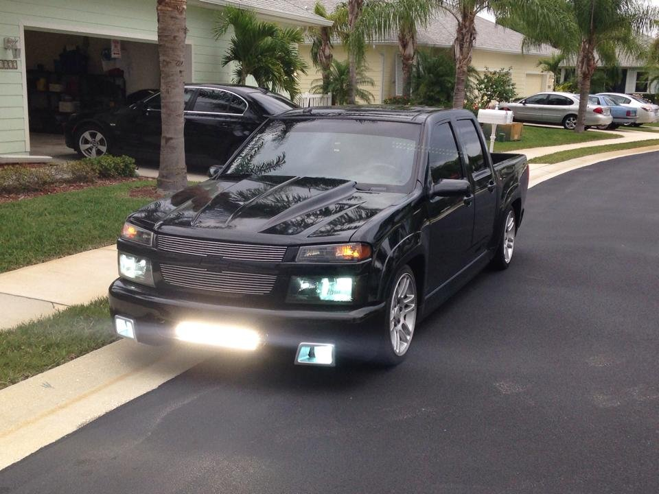 Question For You Guys With Led Light Bars Chevrolet