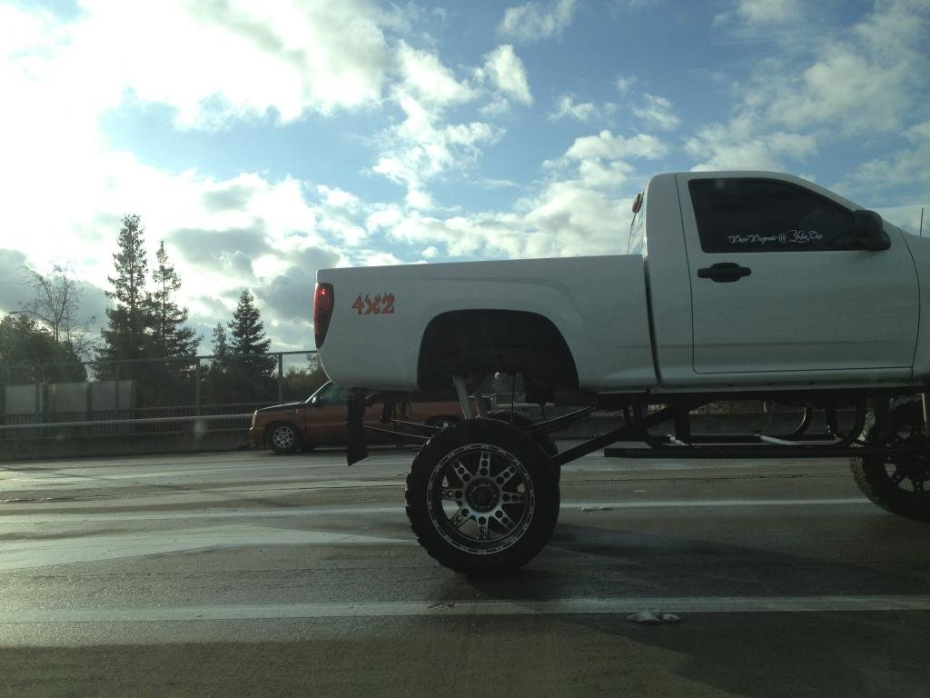 Lifted Colorados Or Canyons Pics Page 398 Chevrolet