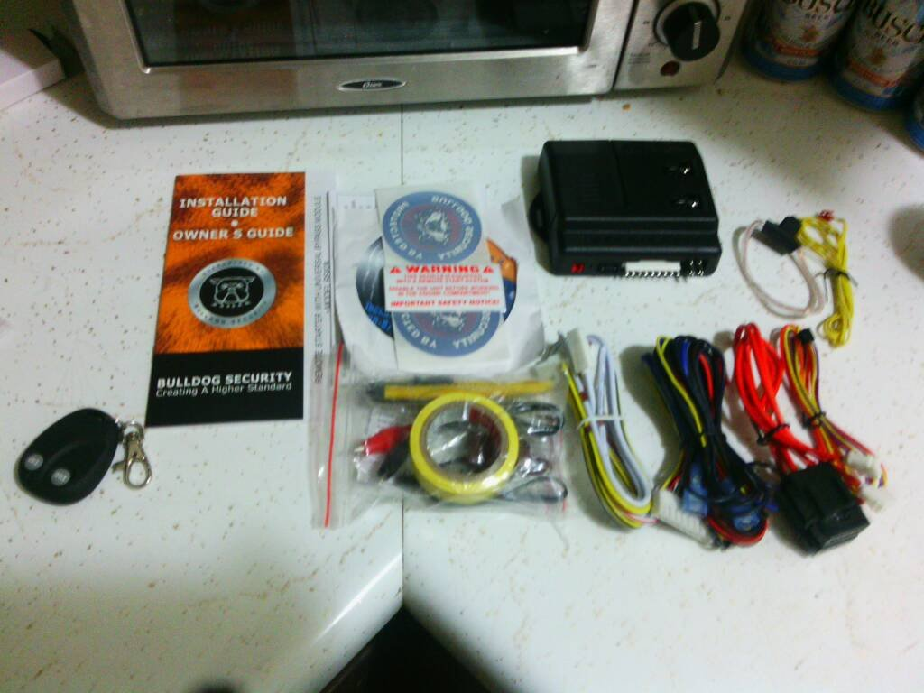 bulldog keyless entry system wiring diagram bulldog security remote starter install chevrolet colorado   gmc  bulldog security remote starter install