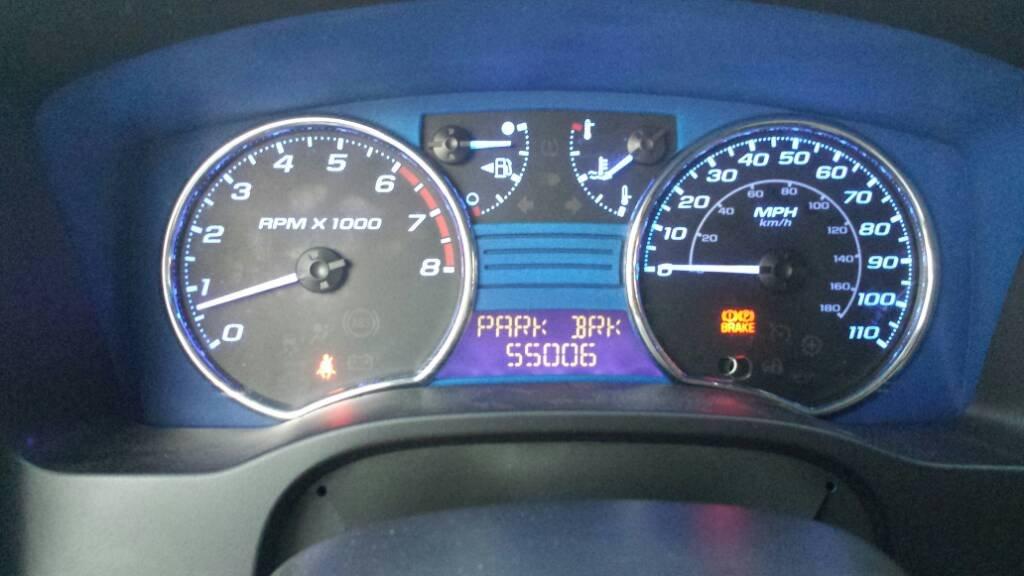 Gauge cluster swap help - Chevrolet Colorado & GMC Canyon Forum