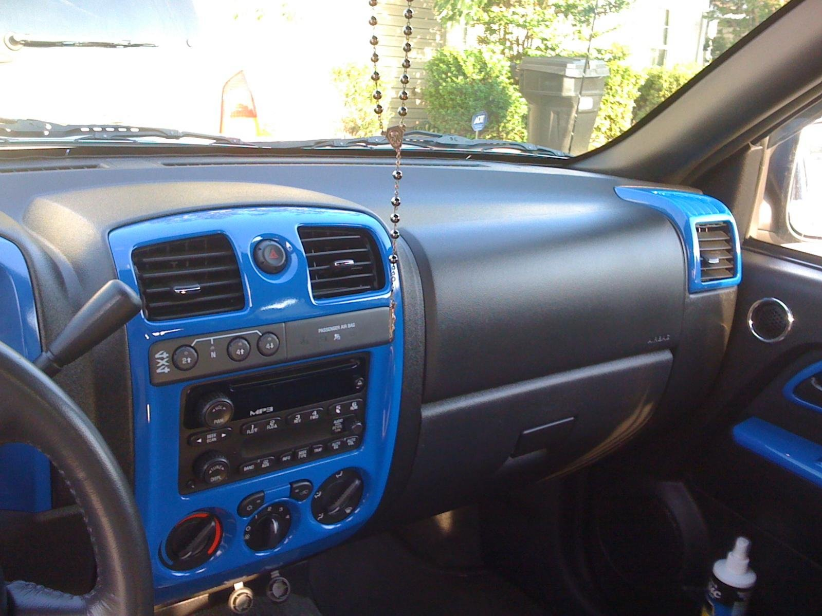 2005 Gmc Canyon Interior Parts