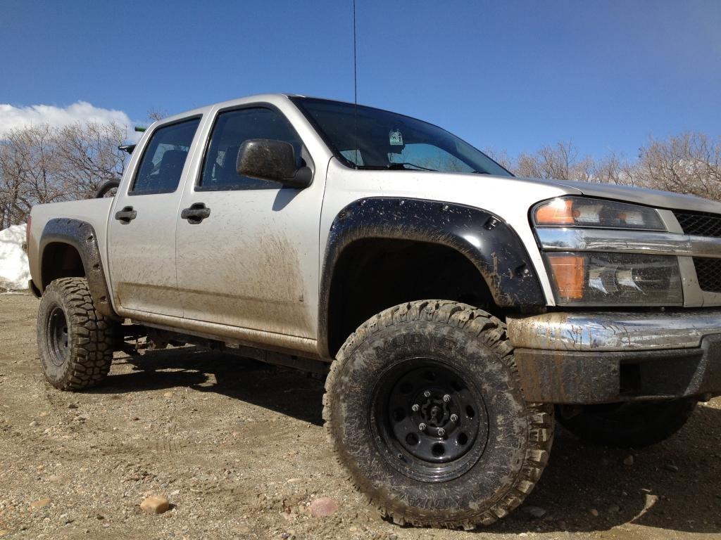 Chevrolet Colorado & GMC Canyon Forum - Pocket Style Flares