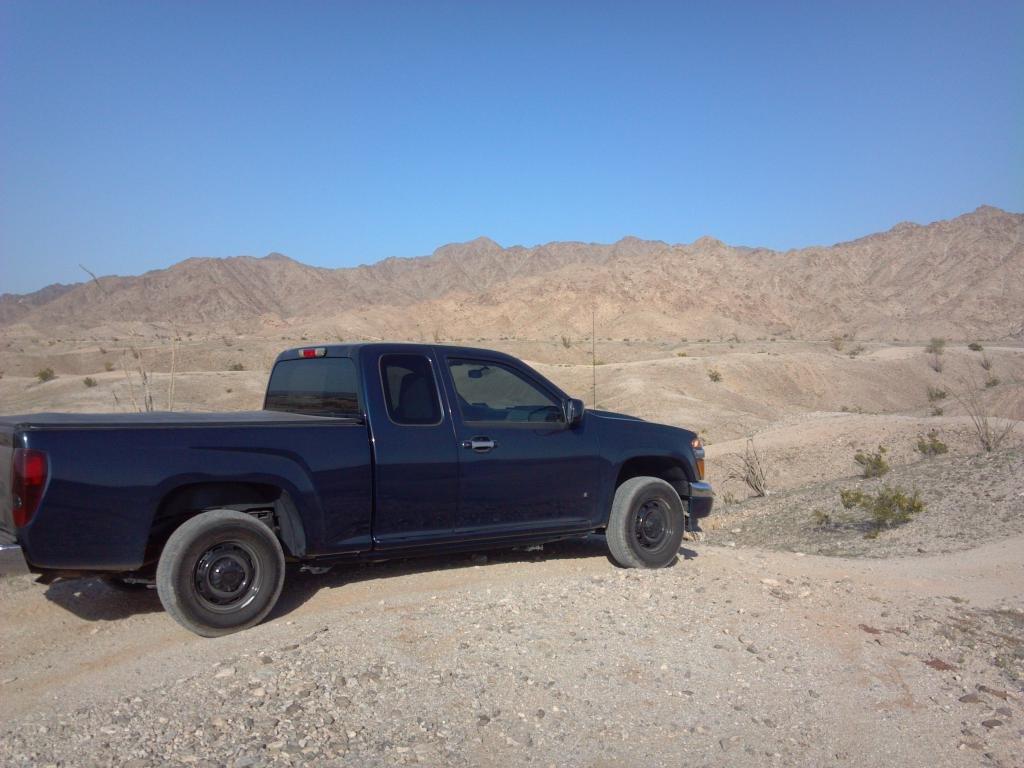 Gmc Columbia Sc >> Steelies? - Chevrolet Colorado & GMC Canyon Forum