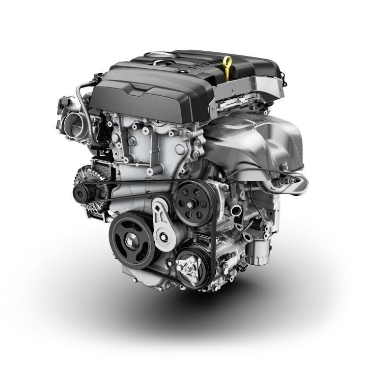 Chevrolet colorado 2 5l four cylinder engine chevrolet for Best motor oil for 4 cylinder engines