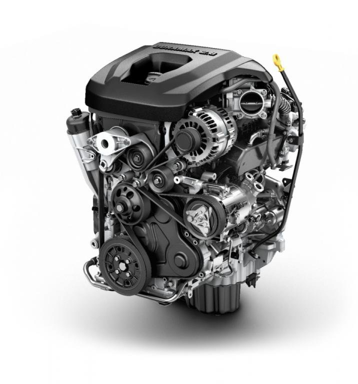 2.8 L Duramax >> Duramax 2.8L: The 4-cylinder diesel coming to the ...