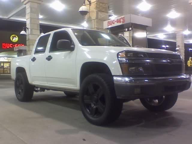 Wheel Spacers Chevrolet Colorado Amp Gmc Canyon Forum