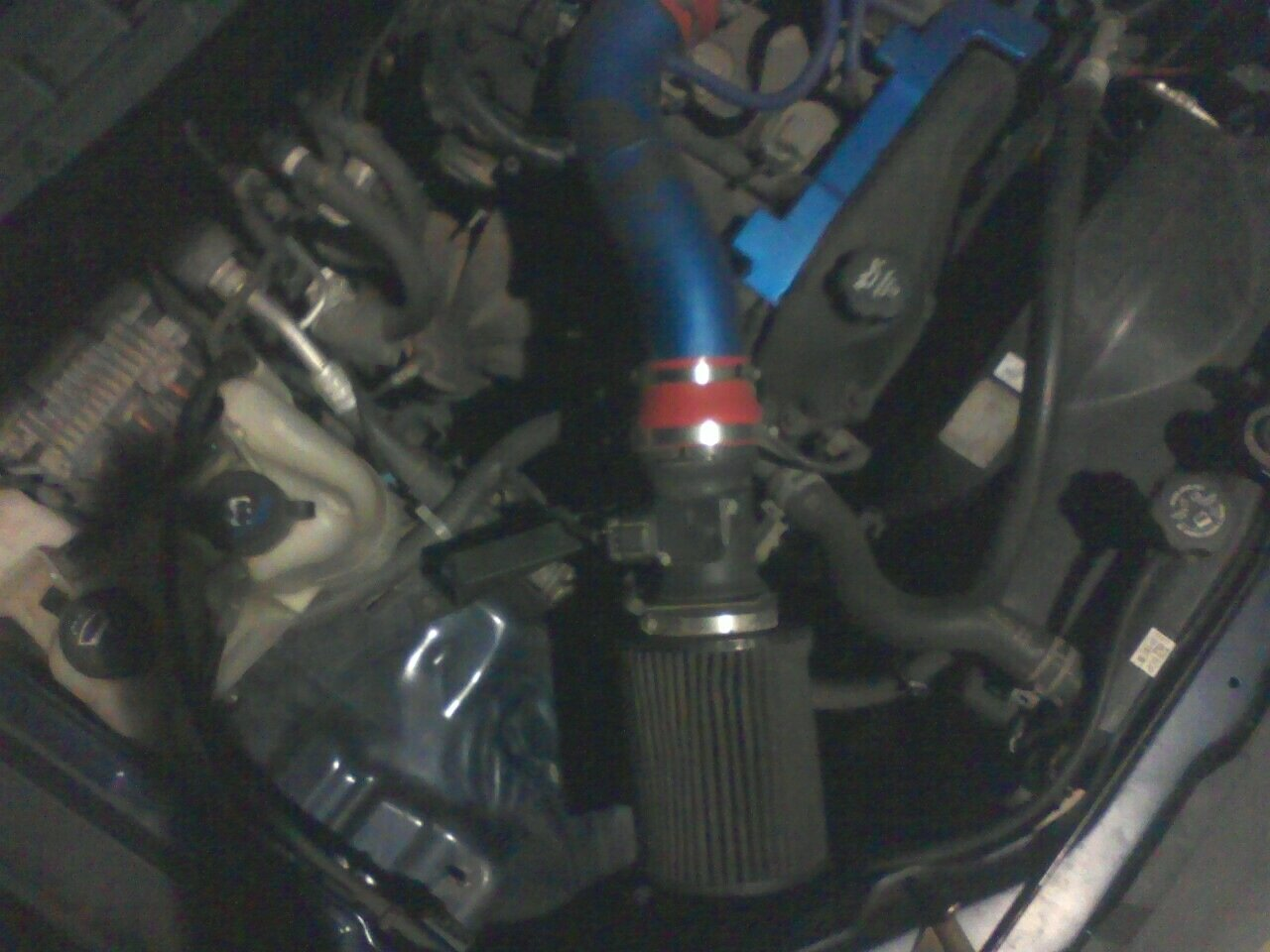 Need Pic Of Top Of Intake Were The Map Sensor Goes On 4 Or 5 Cyl