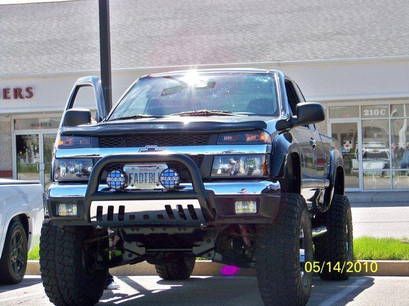 Bull bar or Grille guard? - Chevrolet Colorado & GMC Canyon Forum