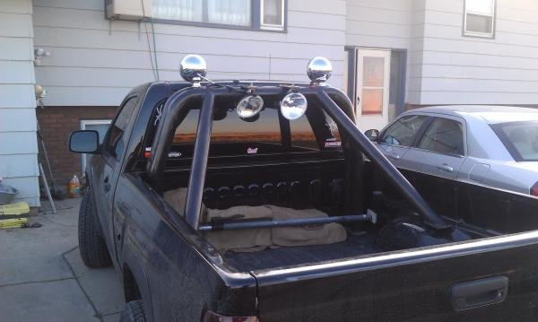 Roll bars chevrolet colorado gmc canyon forum roll bars 8787 jonflowerz album2475 rado picture24642 g aloadofball Images