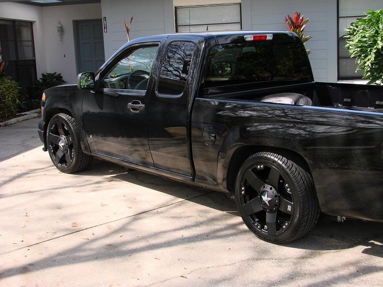 Chevrolet Colorado Gmc Canyon Forum Rims