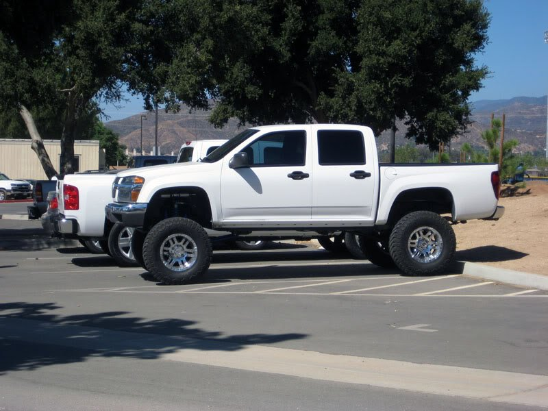 Lifted Colorados Or Canyons Pics Page 344 Chevrolet