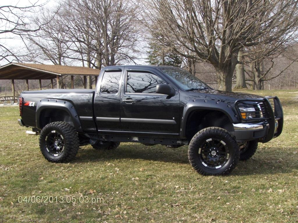 Chevy Colorado Zr2 4 Door