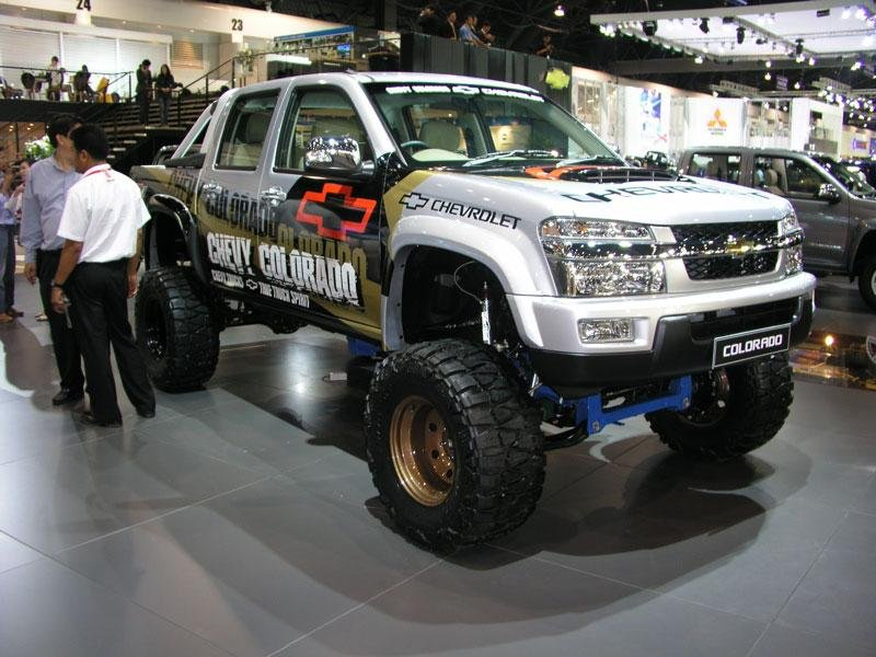 colorado in Thailand - Chevrolet Colorado & GMC Canyon Forum