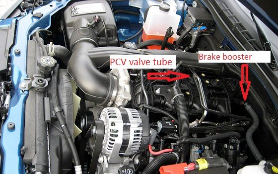 pcv valve brake booster valve chevrolet colorado gmc canyon forum rh 355nation net