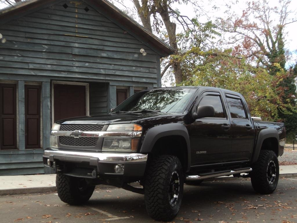 Colorado chevy colorado 2.5 lift : Colorado » 2005 Chevy Colorado Lifted - Old Chevy Photos ...