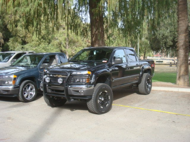 What Brush Guard is this? - Chevrolet Colorado & GMC Canyon Forum