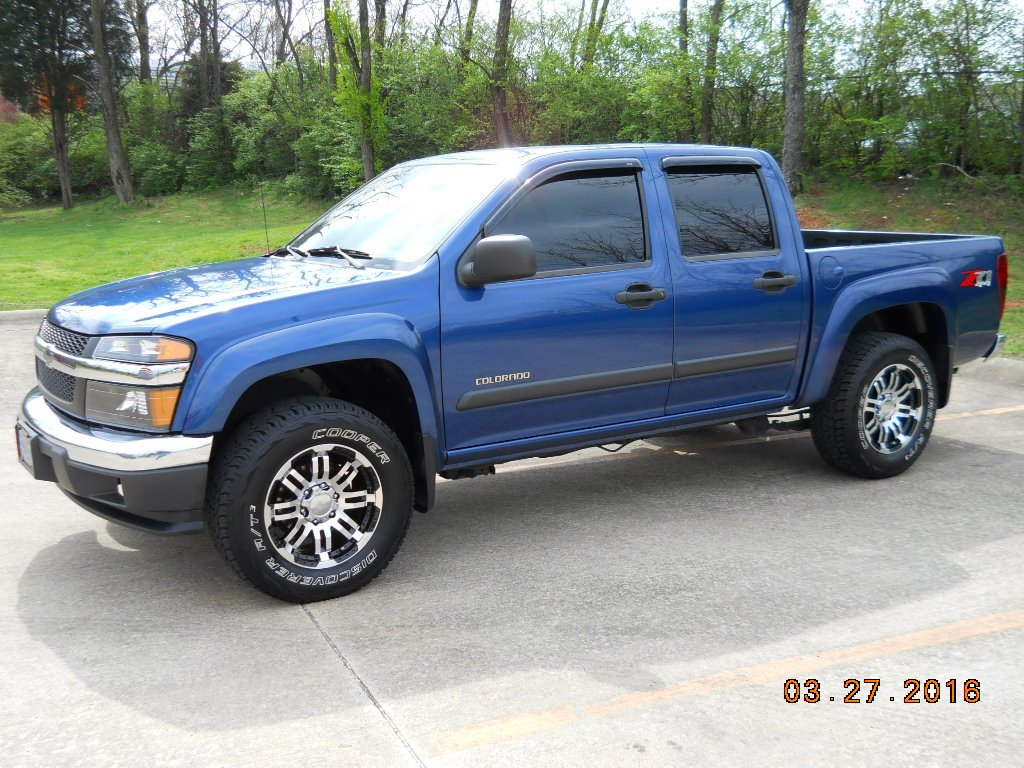 Bowling Green Gmc Tires >> Post Your Wheels - Page 52 - Chevrolet Colorado & GMC Canyon Forum