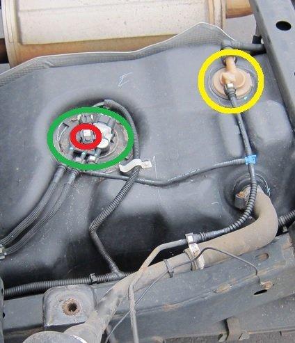 P0446 Plumbing Details Further Diagnostics Amp Repair