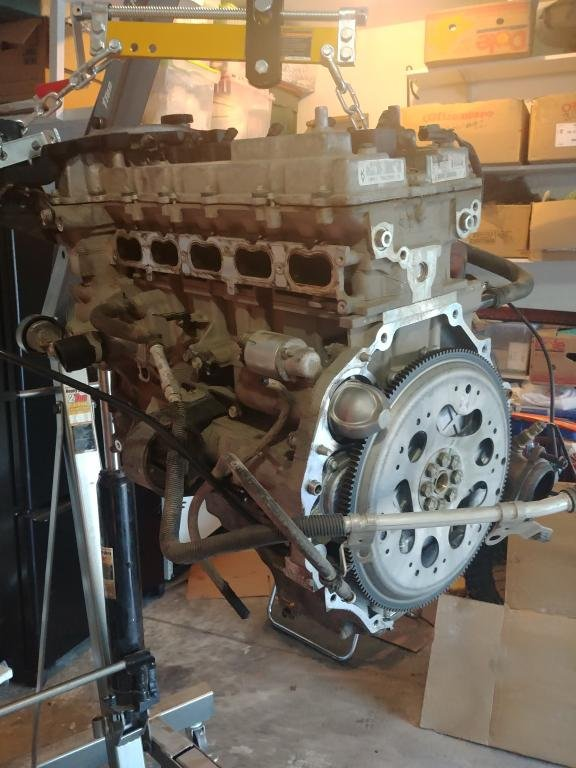 07 3 7l is knockin, looking to do a swap - Chevrolet