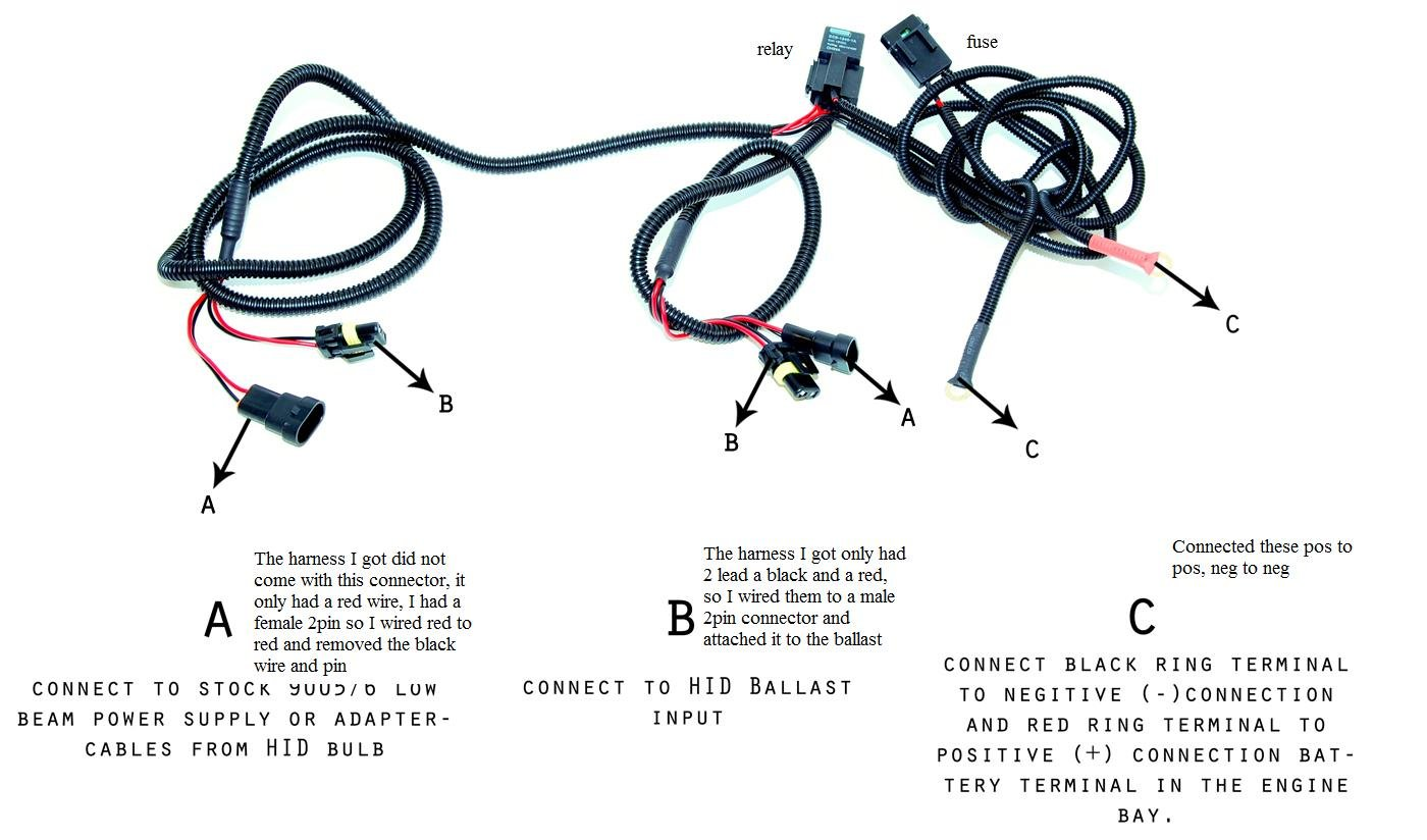Rocker Wiring Harness Relay Get Free Image About Wiring Diagram