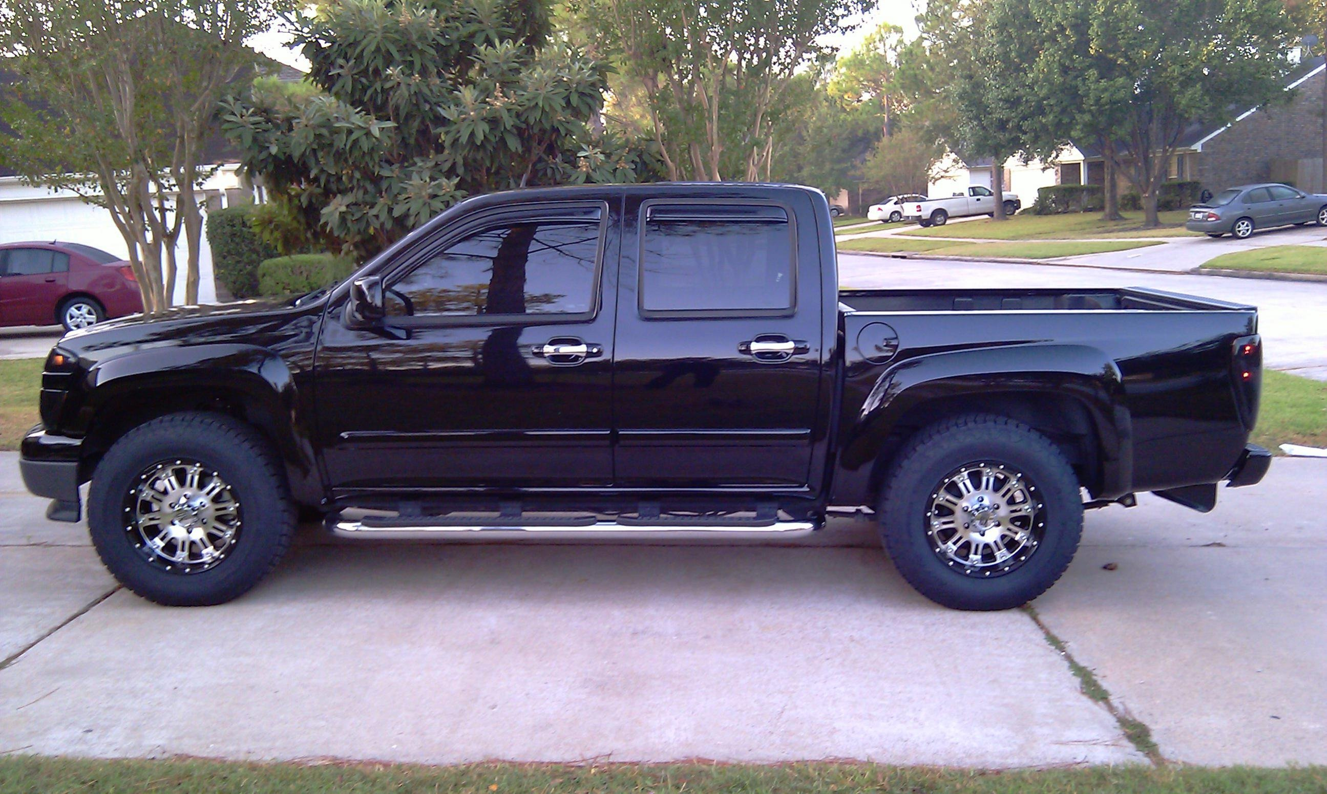 2wd lifted pics and info Chevrolet Colorado & GMC Canyon Forum
