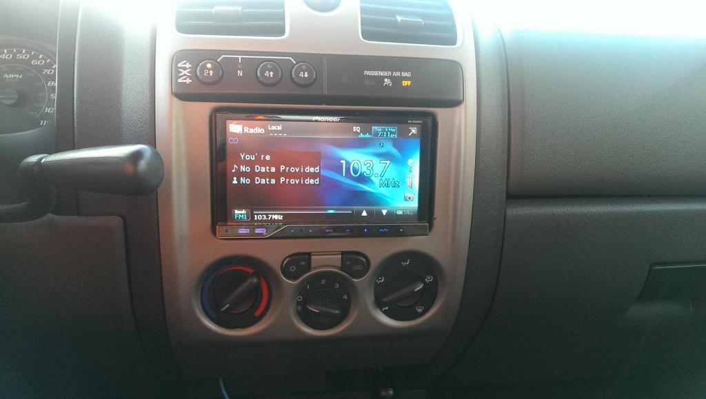 pioneer car radio installation instructions