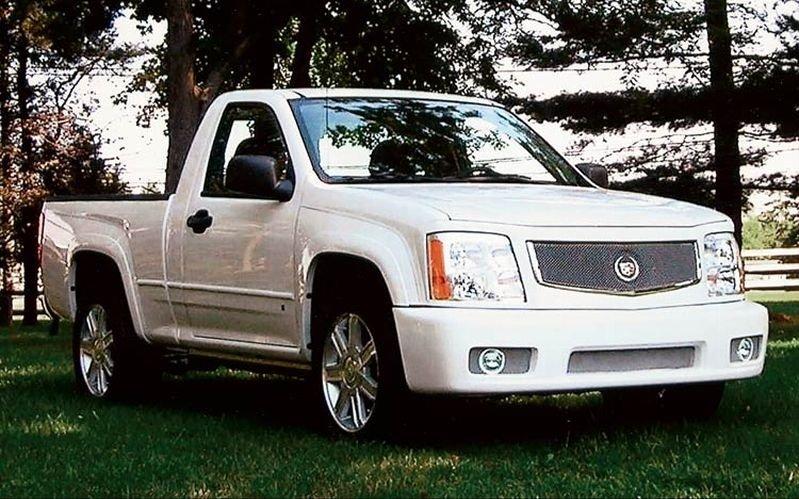 Cadillac Front End Conversion Kits Page 2 Chevrolet Colorado