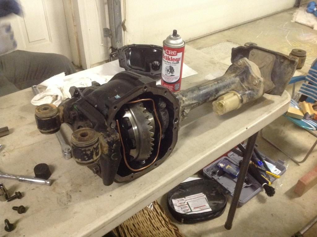 Cast Iron Front Differential Page 2 Chevrolet Colorado