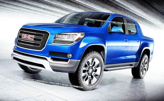 Diesel Power Imminent For 2015 Chevy Colorado, GMC Canyon - Page 2