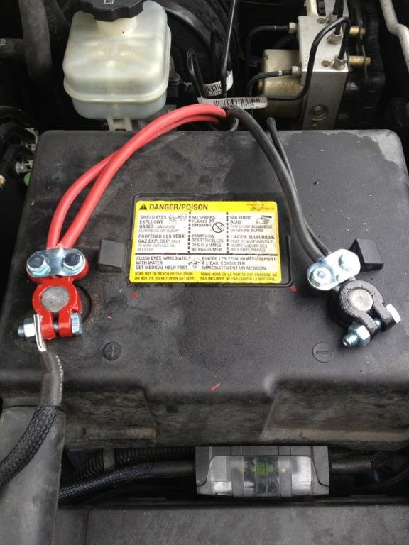 How To Replace Stock Battery Terminals With Milspec Heavy Duty Imageuploadedbyag Free1357068569