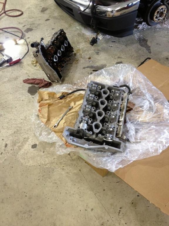 Service Bulletin: #07123A Engine Intake Valve Seat/Misfire - Page 3