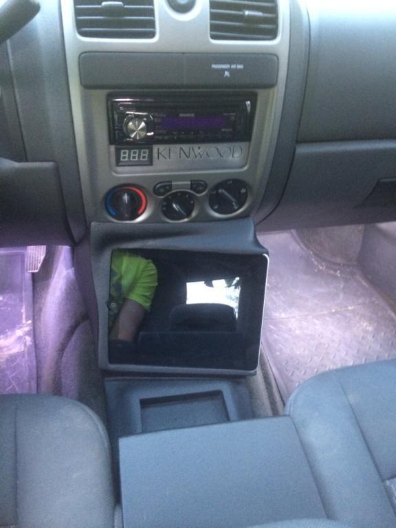 Gmc Canyon Forum >> custom fiberglass floor console *Update 4/21* - Chevrolet ...