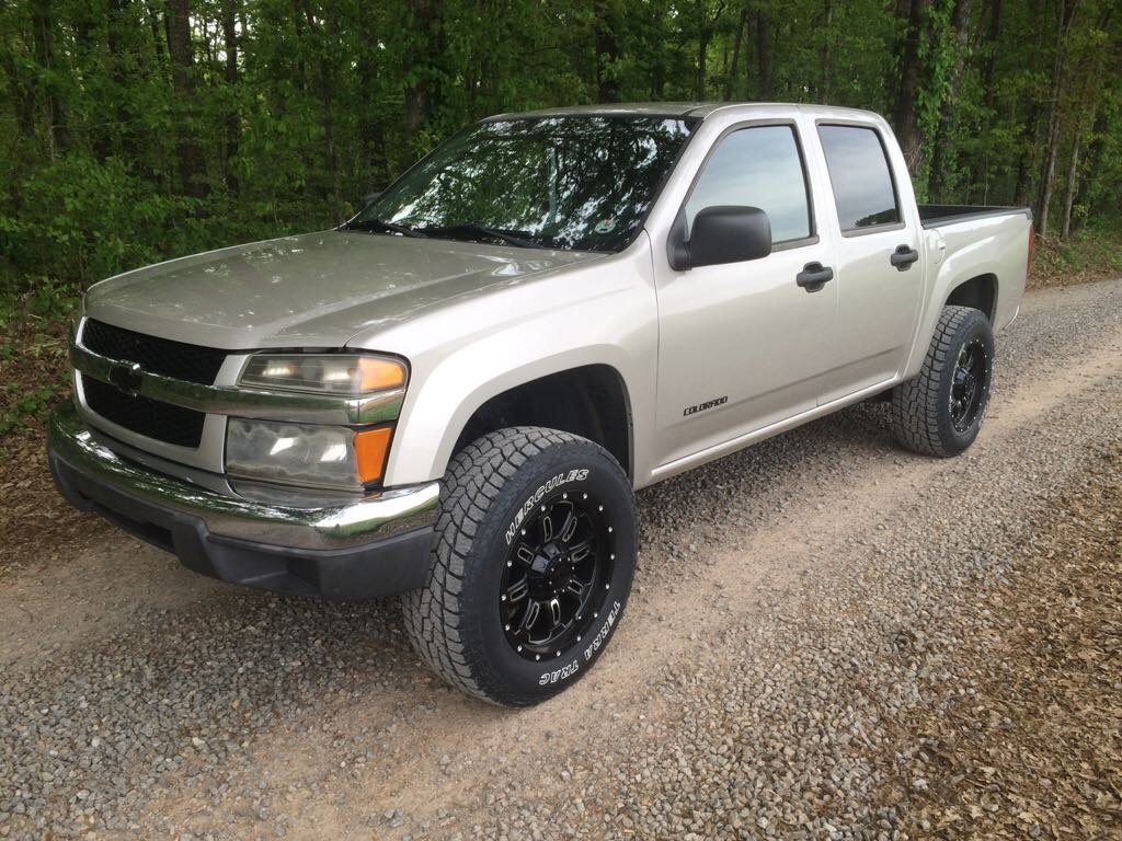 Lifted Gmc Canyon >> 2wd lifted, pics. and info. - Page 20 - Chevrolet Colorado & GMC Canyon Forum