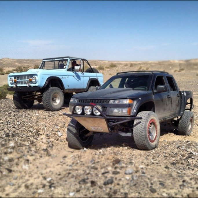 Gmc Parts San Diego >> Pre-Runner! - Page 7 - Chevrolet Colorado & GMC Canyon Forum