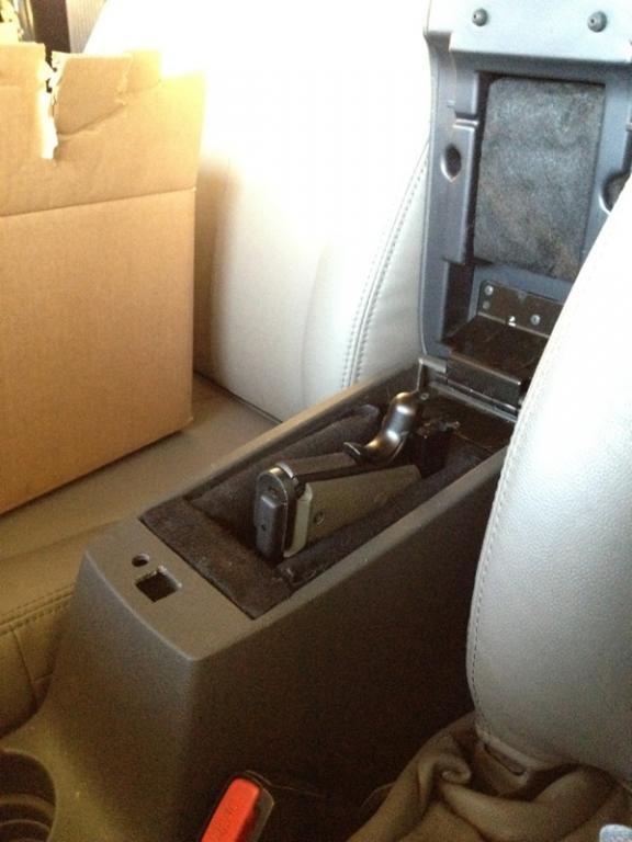 Gmc Columbia Sc >> Steering column Holster - Chevrolet Colorado & GMC Canyon ...