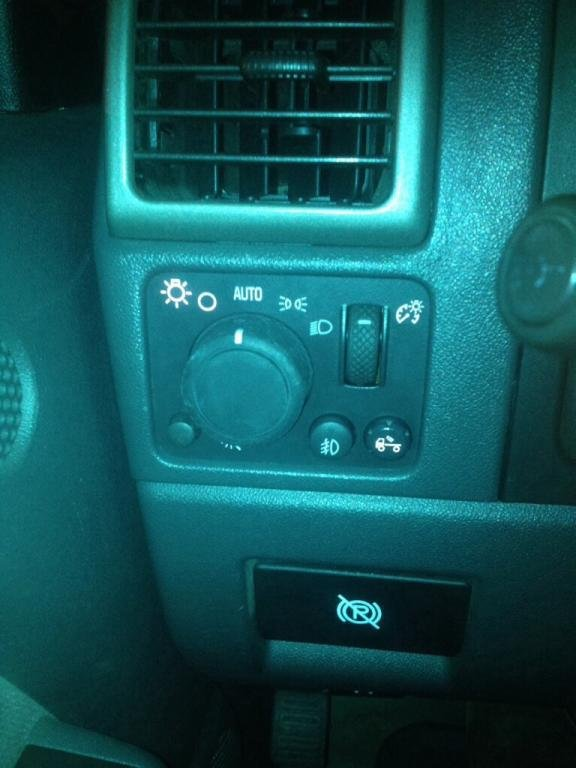 Convert to Hummer H3 headlight switch??? - Chevrolet Colorado & GMC Canyon Forum