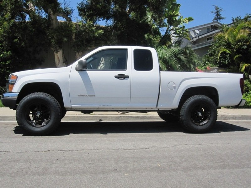 Gmc Canyon Vs Chevy Colorado >> suspension lift or body lift? - Chevrolet Colorado & GMC Canyon Forum
