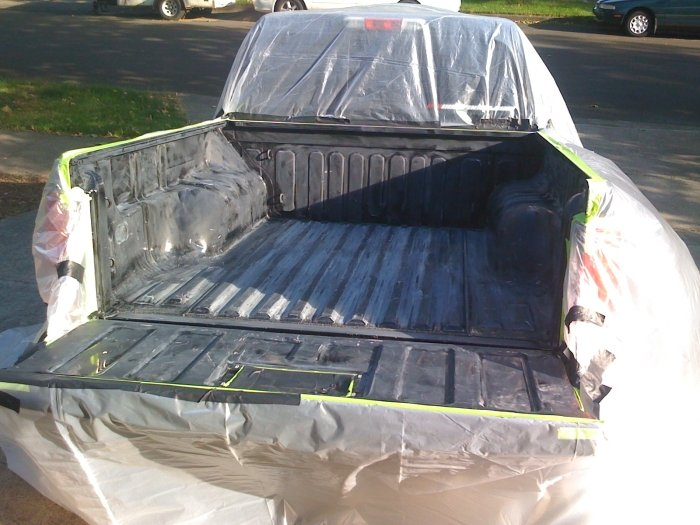 raptor bed liner - Chevrolet Colorado & GMC Canyon Forum