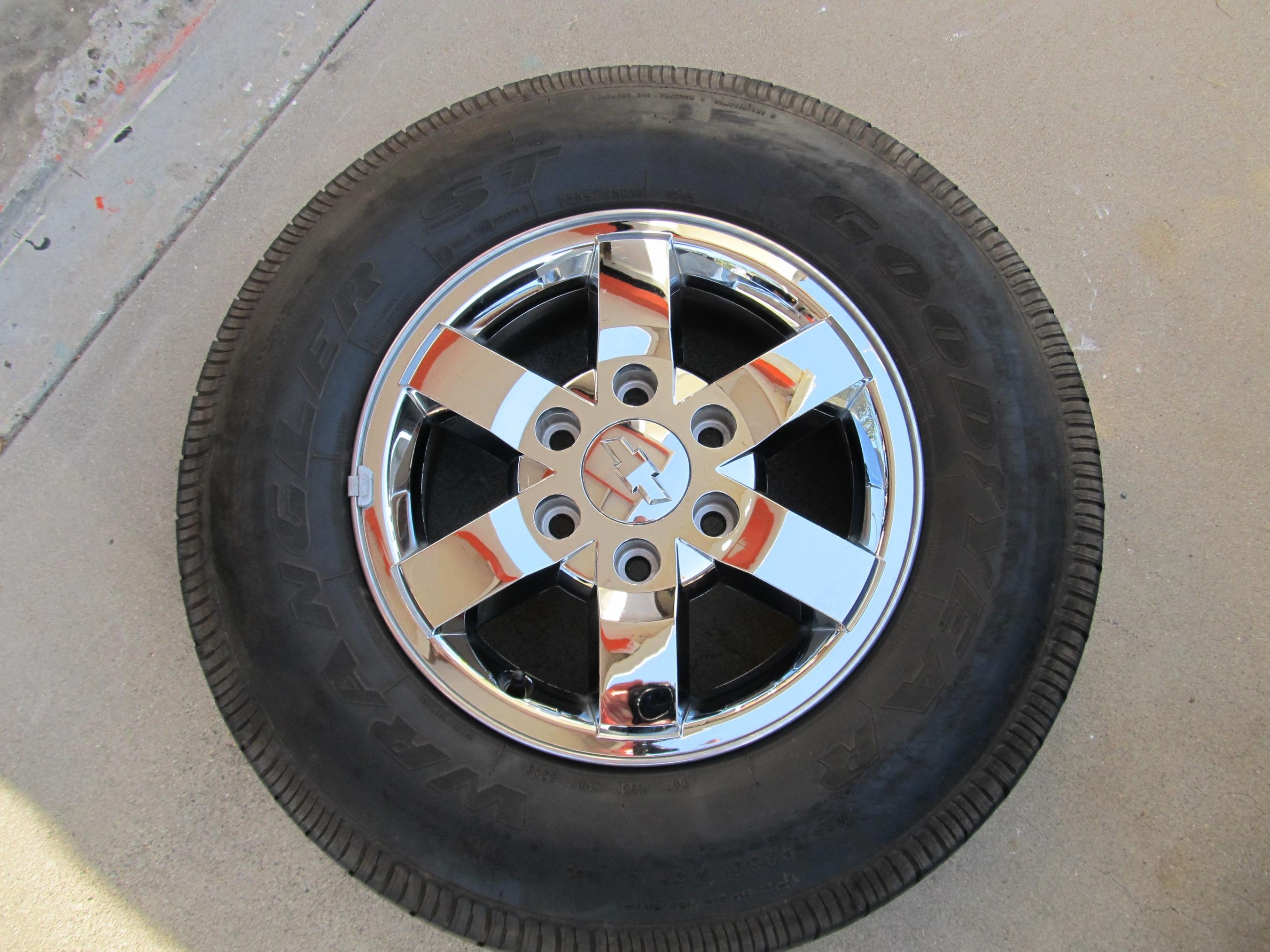 forgestar chevrolet about ss tires chevy question image wheels forum report this page suspension oem s