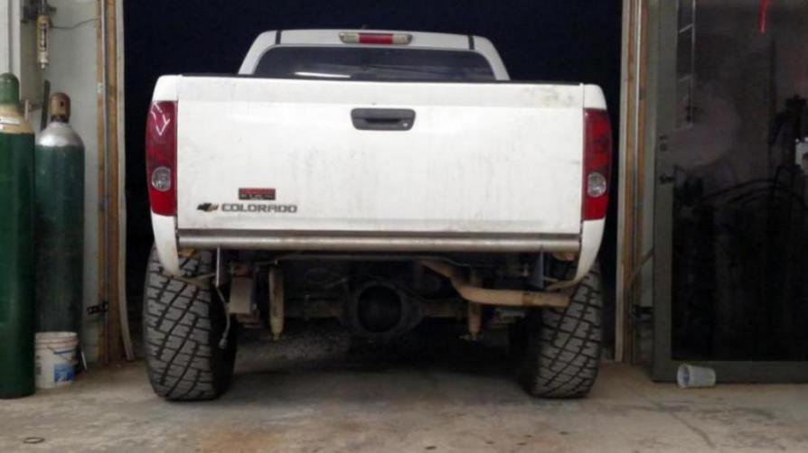 Rear prerunner bumper build - Chevrolet Colorado & GMC Canyon Forum