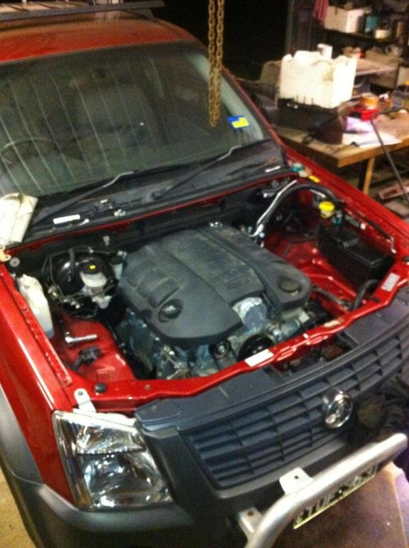 09 L98 to 07 Holden Rodeo (Colorado) - Page 5 - Chevrolet ...