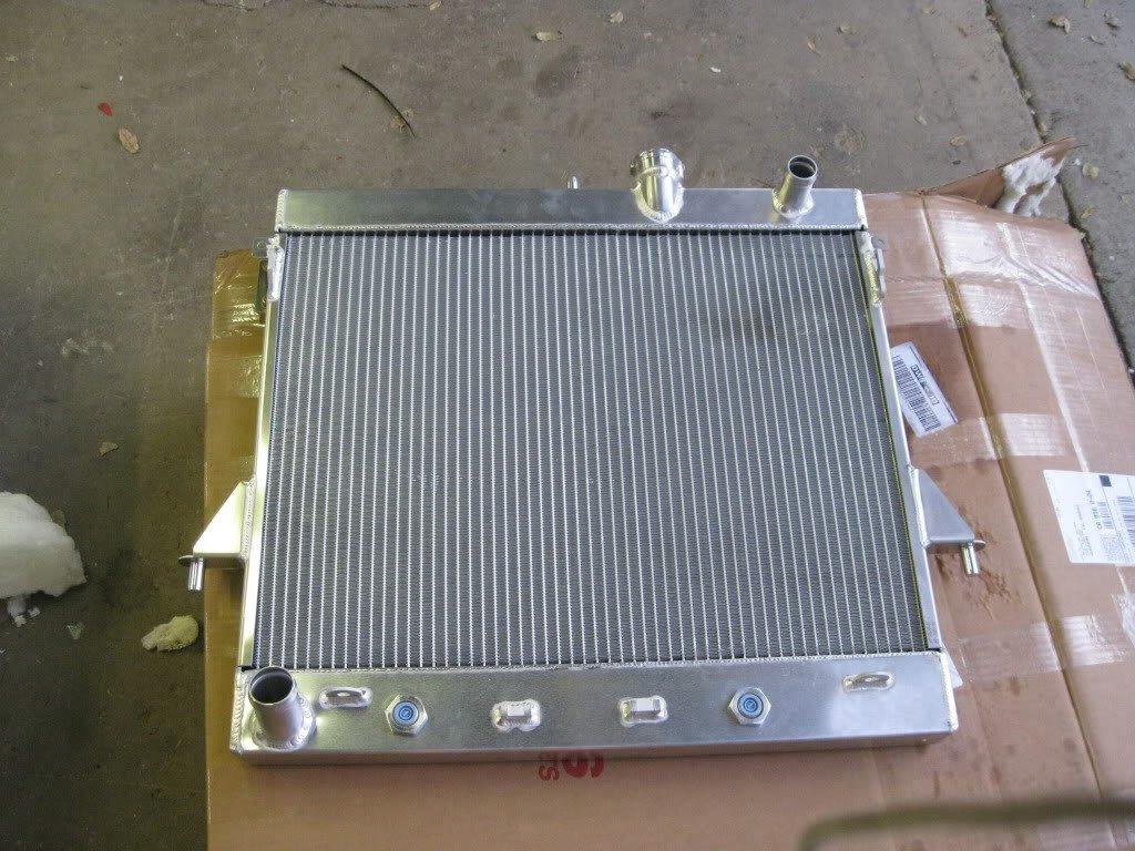 Colorado 2005 chevrolet colorado parts Ron Davis Aluminum Radiator - Chevrolet Colorado & GMC Canyon Forum