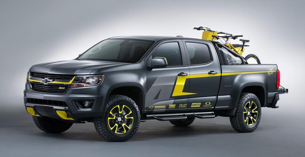 New 2015 Chevy Colorado Designed for Active Lifestyles-max_2014_sema