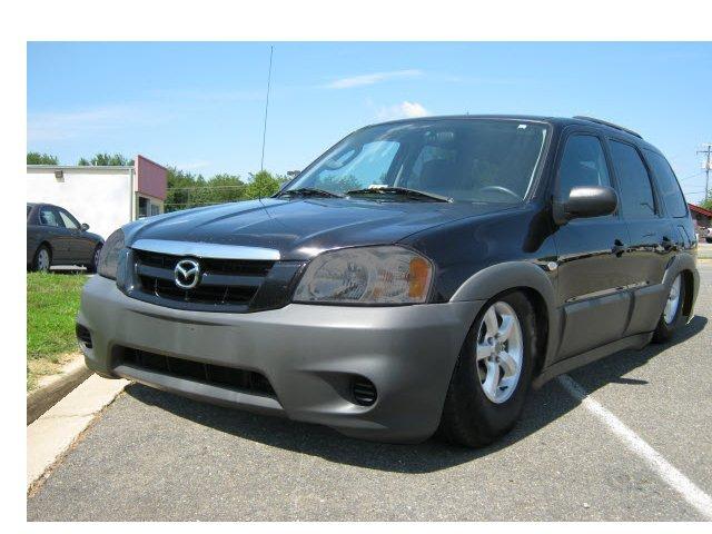 Mazda Tribute Chop LOL - Chevrolet Colorado & GMC Canyon Forum