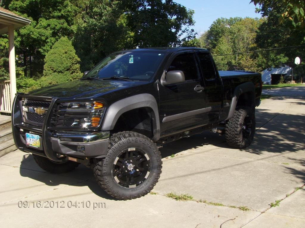 Colorado chevy colorado 2.5 lift : Colorado » 2004 Chevy Colorado Lift Kit - Old Chevy Photos ...