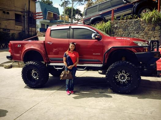 Lifted Colorados Or Canyons Pics Page 535 Chevrolet