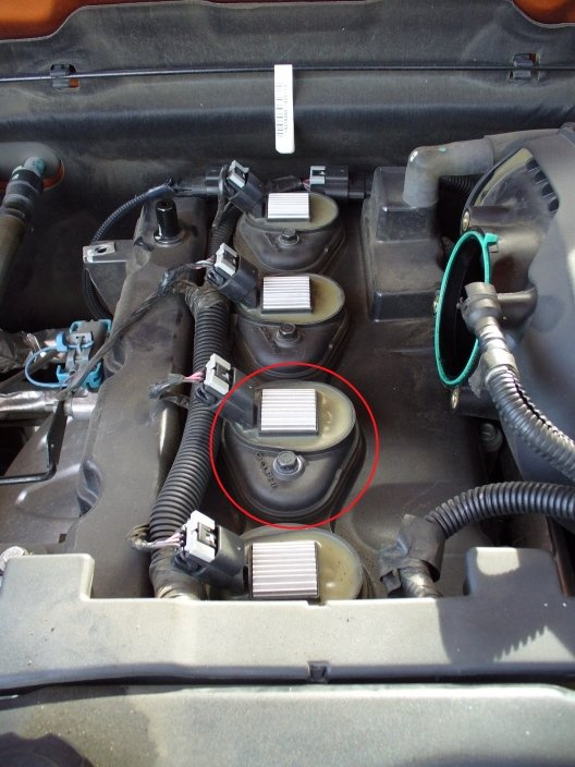 Gmc Canyon Forum >> How To: Change Spark Plugs & Clean The Throttle Body ...