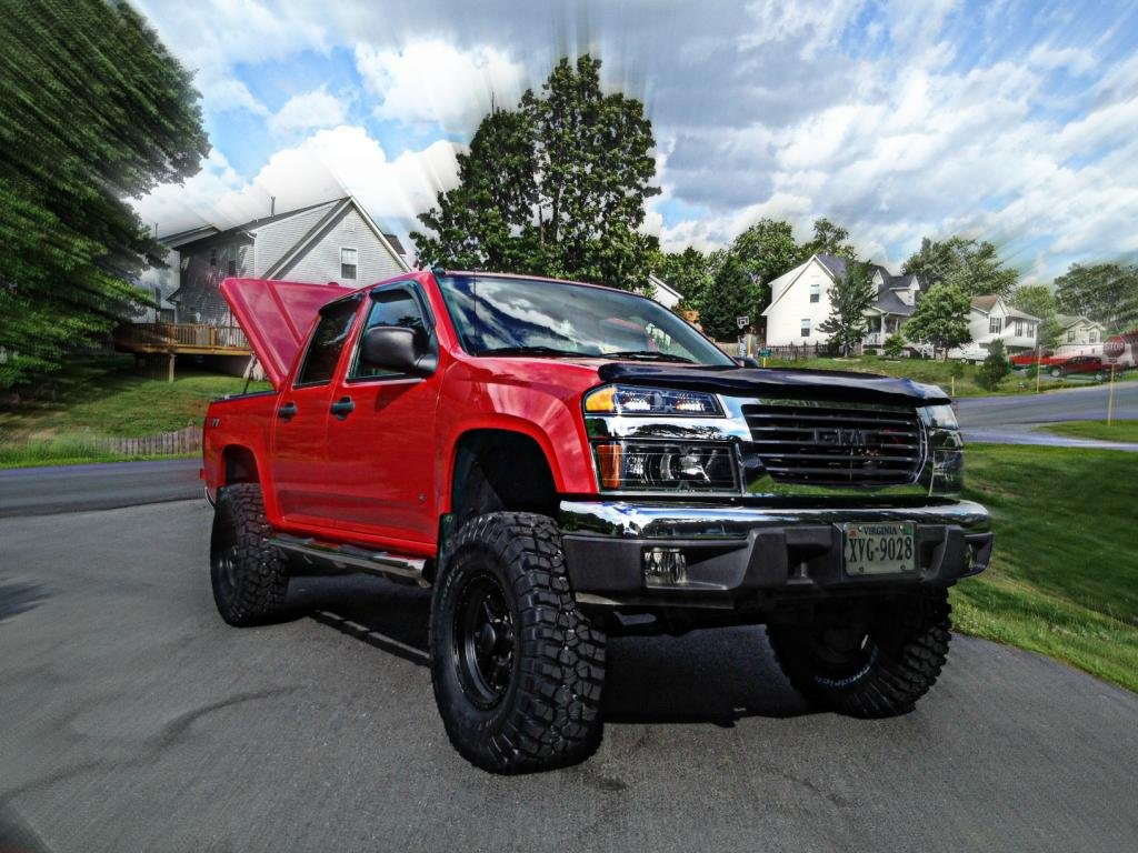 Lifted Colorados Or Canyons Pics Page 313 Chevrolet